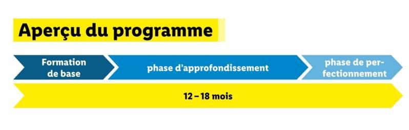 programme trainee