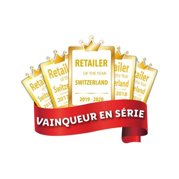 Retailer of the Year Switzerland